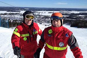 Tahko ski patrol
